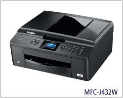 Máy in Brother MFC J432W
