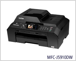 Máy in Brother MFC J5910DW
