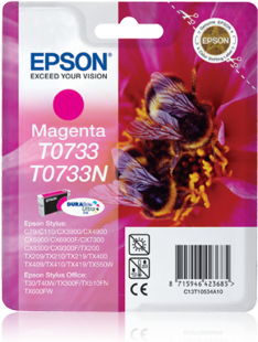 Mực in Epson  T0733 Magenta Ink Cartridge