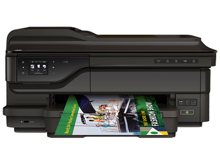Máy in HP Officejet 7610 Wide Format e All in one Printer (CR769A)