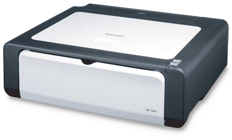 Máy in Ricoh SP 100 Mono Laser Printer (407031)
