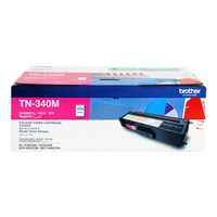 Mực in Brother TN 340M Magenta Toner Cartridge