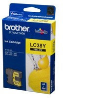 Mực in Brother LC-38 Yellow Ink Cartridge