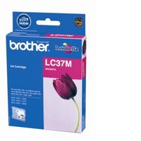 Mực in Brother LC 37 Magenta Ink Cartridge