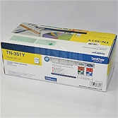 Mực in Brother TN -351 Yellow Toner Cartridge (TN-351Y)