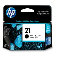 Mực in HP 21 Black Inkjet Print Cartridge (C9351AA)