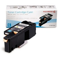 Mực in Fuji Xerox DocuPrint CM205b/CP105b/CP205, Cyan Toner Cartridge